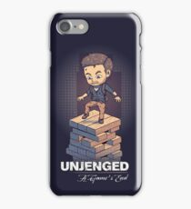 Unjenged: A Game's End iPhone Case/Skin