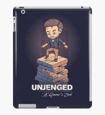 Unjenged: A Game's End iPad Case/Skin
