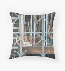 Shapes And Patterns Throw Pillow