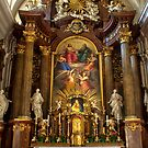 Altar Alserkirche, 1080 Vienna Austria by Mythos57