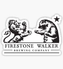 Firestone Brewery Sticker