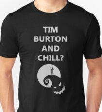 Tim Burton and Chill T-Shirt