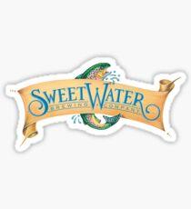 SweetWater Brewing Sticker