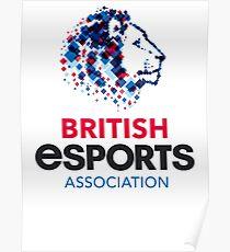 British eSports Poster