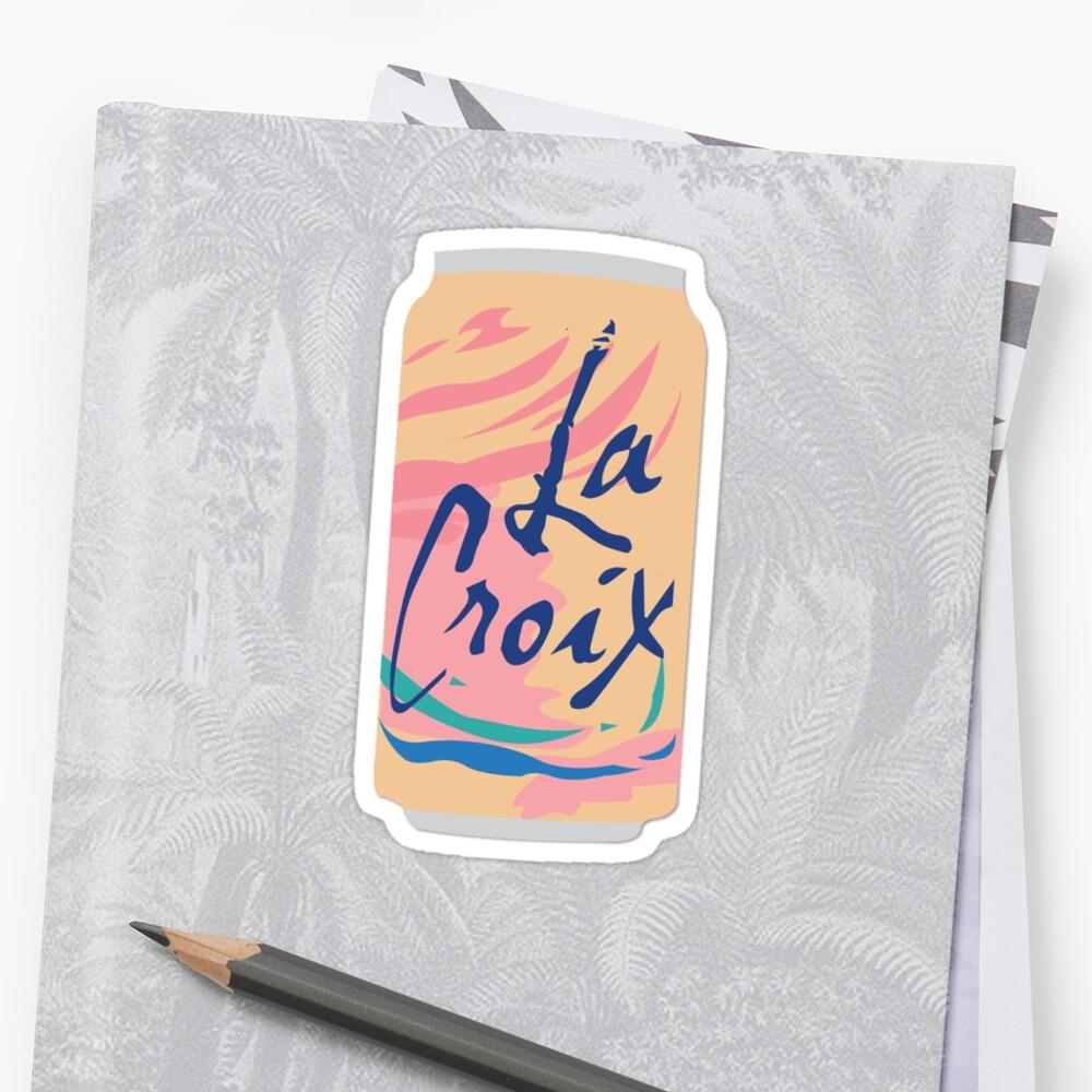 Pamplemousse La Croix by Katie Beukema