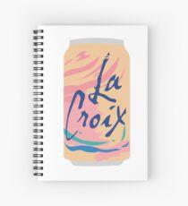 Pamplemousse La Croix Spiral Notebook