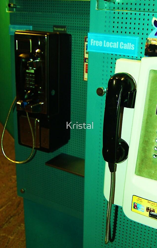 Phone  by Kristal
