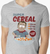 Super Cereal | South Park Men's V-Neck T-Shirt