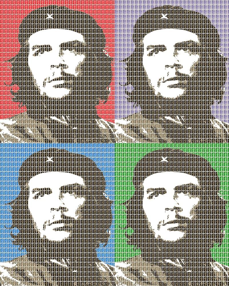 Revolution #1 x 4 by Gary Hogben