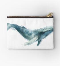 Humpback Whale Zipper Pouch
