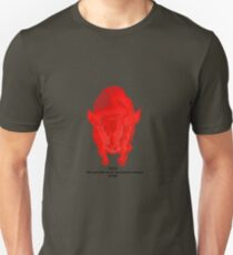 Bull RICH the world's most exclusive adress NYSE Unisex T-Shirt