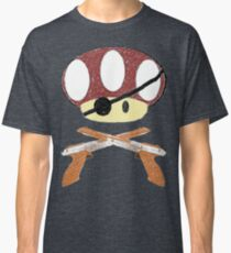 Super Mario Pirate Classic T-Shirt