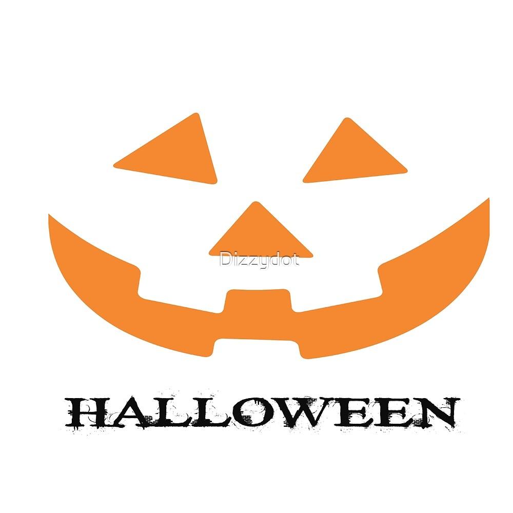 Halloween Pumkin Head by Dizzydot