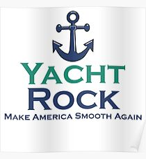 Yacht Rock Poster
