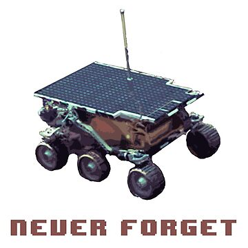 Mars Sojourner Rover: Never Forget by tanyaofmars