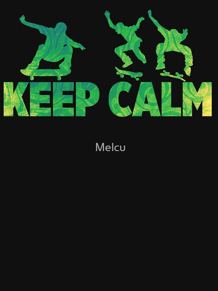 Keep calm by Melcu