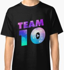 Galaxy team 10- jake paul Classic T-Shirt