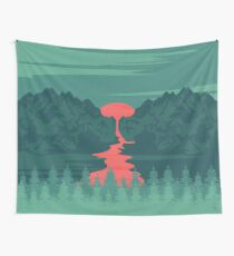 The Red River Wall Tapestry