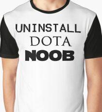 Uninstall DOTA! Graphic T-Shirt