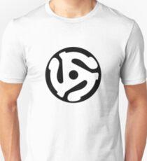 45rpm Vinyl Adaptor T-Shirt