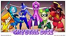 Crystal Dice by Upto4Players