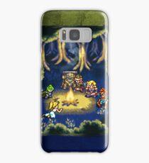 Chrono Trigger Camping Scene Samsung Galaxy Case/Skin