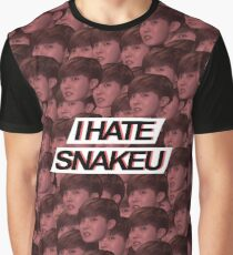J-Hope I HATE SNAKEU Graphic T-Shirt