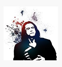 Tommy Wiseau Photographic Print