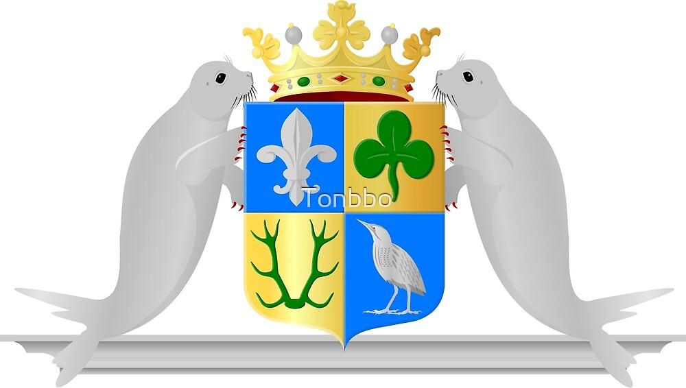 Zeewolde Coat of Arms, Netherlands by Tonbbo