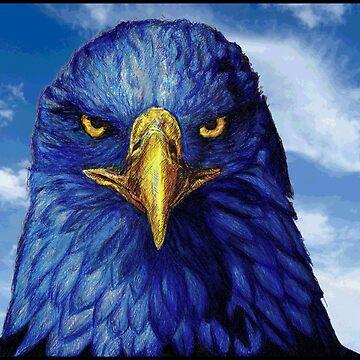 Blue Eagle by EthanWilson98