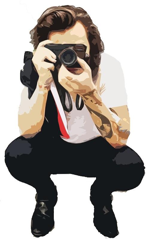 Harry Styles Wall Art Decor