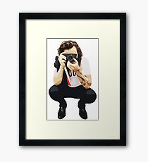 Harry Styles Framed Print
