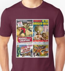 Sci-Fi Poster Collection #5 T-Shirt