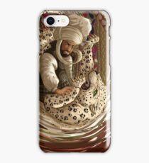 Balochi Man iPhone Case/Skin