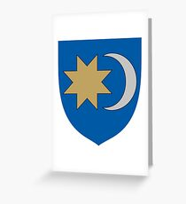 Székely Land Coat of Arms Greeting Card