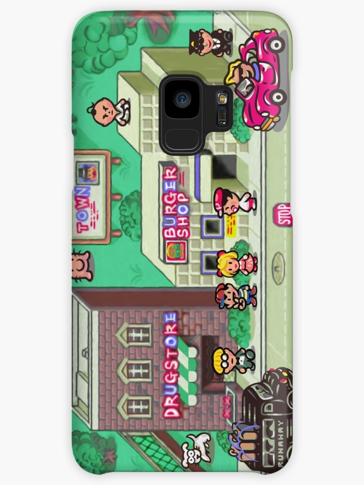 Earthbound Town by likelikes