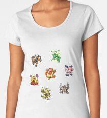 Pokemon Weirdos Women's Premium T-Shirt