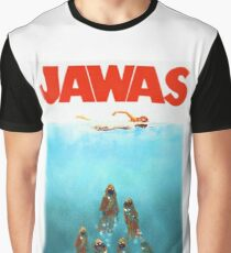 funny star wars jawas tshirt Graphic T-Shirt