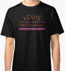 Louis Italian American Restaurant Classic T-Shirt