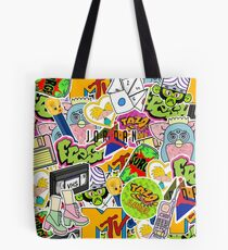 Back to the 90s Tote Bag