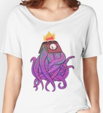 Booktopus Women's Relaxed Fit T-Shirt