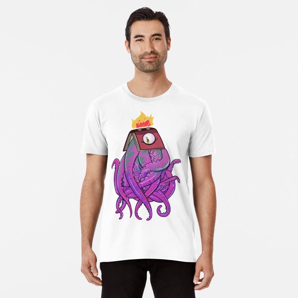 Booktopus Premium T-Shirt