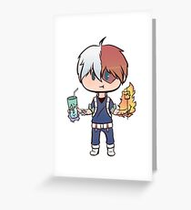 Hot&Cool Greeting Card