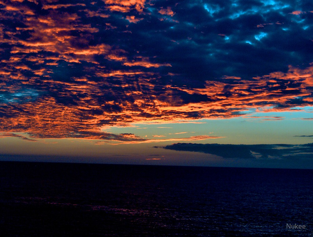 Mexican Sunset by Nukee