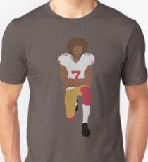 Kneeling Kaepernick Unisex T-Shirt