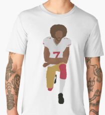 Kneeling Kaepernick Men's Premium T-Shirt