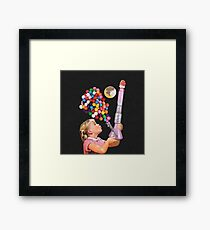 Bong for Kids Framed Print