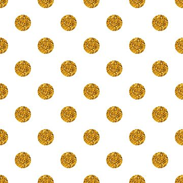Gold Dots by amillusions