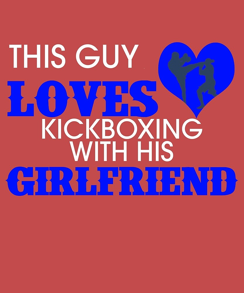 This Guy Loves Kickboxing With His Girlfriend by AlwaysAwesome