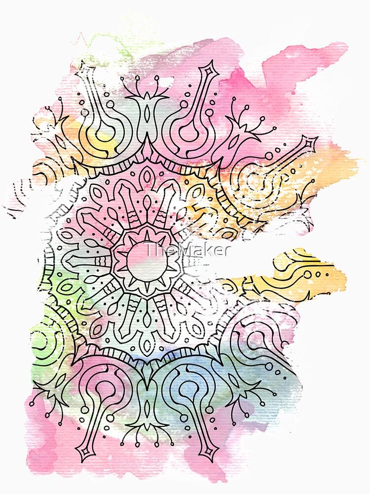 Artistic Mandala by TheMaker